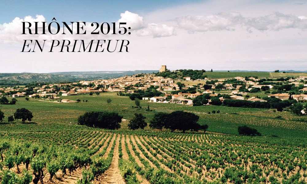 Rhône 2015 en primeur available available at Berry Bros. & Rudd