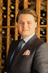 Berry Bros. & Rudd Singapore Fine Wine Team - George Lacey