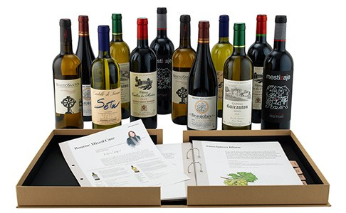 Bourne Mixed Case Tasting note archive